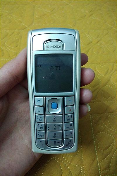 Chiếc Nokia đầu tiên của độc giả Xuân Viên.