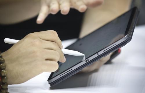iPad Pro 2018 có giá hơn 1.000 USD.