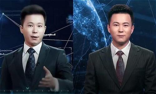 Trung Quốc công bố phát thanh viên AI đầu tiên trên thế giới