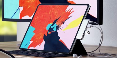 iPad Pro 2018 chưa hỗ trợ nhiều phụ kiện bên thứ ba.