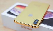 iPhone XS phiên bản vàng 24K xuất hiện ở Việt Nam