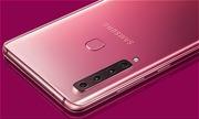 Công nghệ tạo mặt lưng chuyển màu trên Galaxy A9