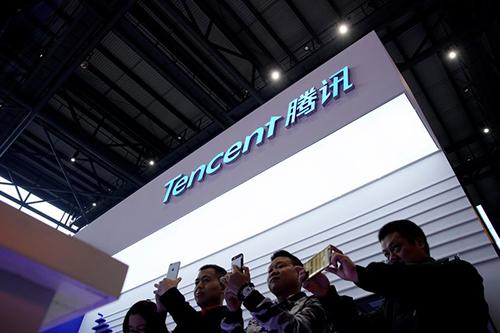 Tencent giảm dự báo về doanh thu trong 2018.