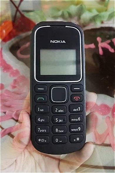 Chiếc điện thoại 1280 gắn với mối tình đầu của độc giả Bá Lộc.