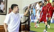 Quang Hải ấn tượng với 5 điểm nhấn của dòng TV LG OLED