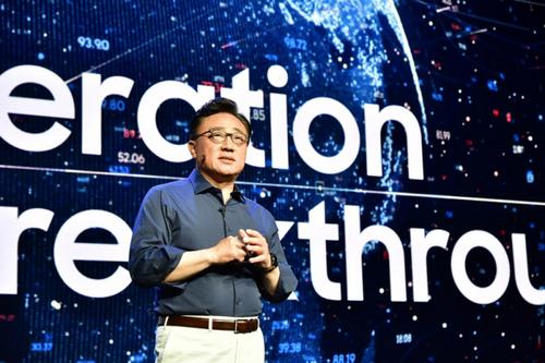 Ông DJ Koh, người đứng đầu mảng di động của Samsung.