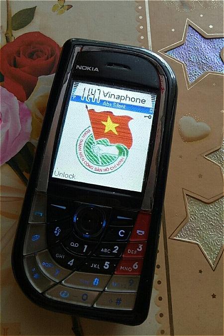 Chiếc điện thoại đầu tiên của độc giả Công Danh