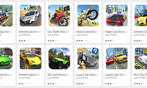 Nửa triệu người dính mã độc vì tải game đua xe trên Android