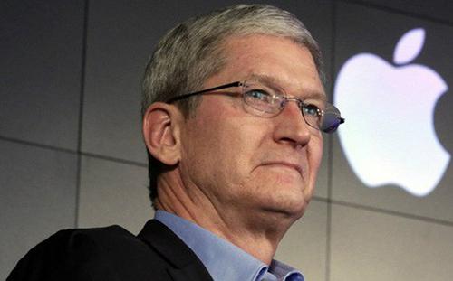 CEO Apple Tim Cook. Ảnh: AI.