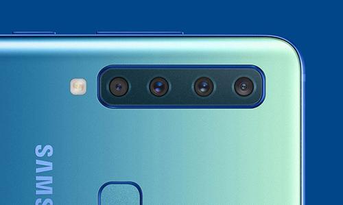 Galaxy S10 có thể được trang bị cụm camera sau bốn ống kính tương tự Galaxy A9.