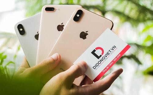 Mua iPhone bảo hành một đổi một, rơi vỡ tại Di Động Việt