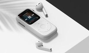 Ốp lưng biến Apple Watch thành iPod Nano