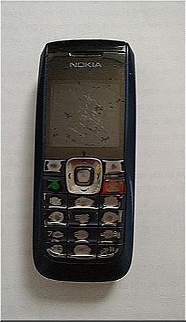Chiếc điện thoại Nokia đầu tiên của độc giả Thanh Thúy.