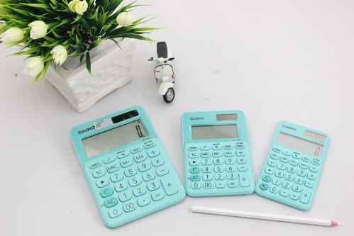 Máy tính sắc màu Casio MS-20UC do công ty CP Xuất nhập khẩu Bình Tây (Bitex) độc quyền phân phối tại Việt Nam. Xem trọn bộ sưu tập máy tính sắc màu chính hãng Casio tại đây.