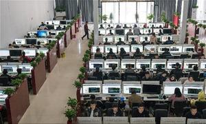 Đội quân dán nhãn phía sau tham vọng AI của Trung Quốc