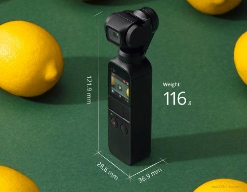 Máy quay 4K chống rung ba trục có thể bỏ túi - 1