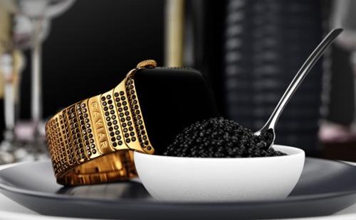 Apple Watch series 4 phiên bản Black Caviar.