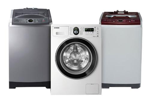 Máy giặt cửa ngang có giá thành cao hơn máy giặt cửa trên.