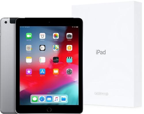 iPad 9.7 2018 hàng tân trang sẽ có hộp đựng khác hàng mới thông thường.