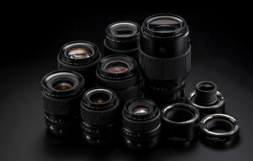 7 ống kính Fujinon GF cho dòng máy ảnh Medium Format không gương lật GFX.