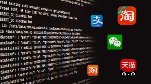 Ứng dụng Trung Quôc thu thập quá nhiều dữ liệu người dùng