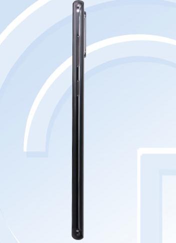 Galaxy A8s chưa ra mắt đã lộ ảnh thực tế - 1