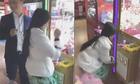 Video cô gái dùng tiểu xảo gắp thú bông gây tranh cãi tuần qua