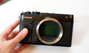 Fujifilm GFX 50R - máy medium format giá 104 triệu đồng
