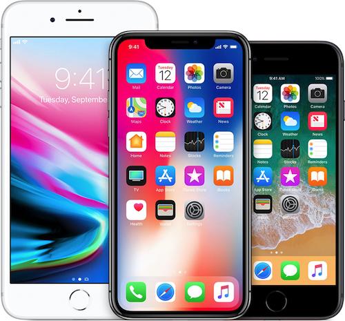 Các mẫu iPhone hiện nay đều chạy iOS 12 nên lệnh cấm trên gần như không ảnh hưởng đến doanh số bán smartphone của Apple.