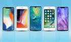 10 smartphone giảm giá nhiều nhất tháng 11