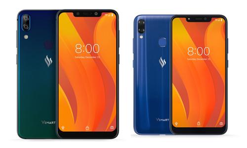 4 điện thoại của VinSmart lộ cấu hình trước ngày ra mắt
