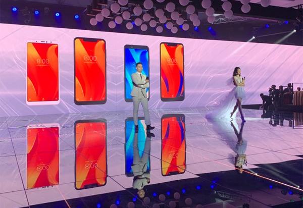 VinSmart презентовала четыре своих новых смартфонов в Хошимине