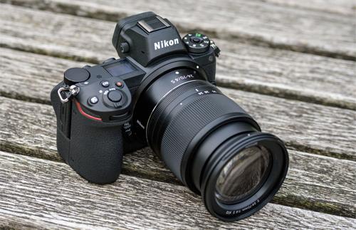 Nikon Z7.