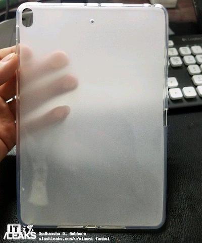 iPad mini 2019 có thể thêm đèn flash cho camera sau. Ảnh: Leaks.