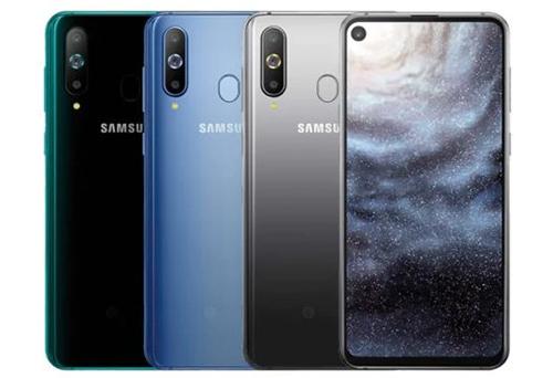 Mô phỏng thiết kế của Galaxy S10 qua các tin đồn.