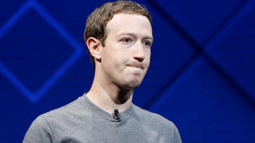 CEO Mark Zuckerberg khá bận rộn trong năm 2018. Ảnh: Reuters