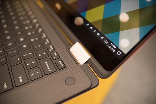 Dell XPS 15 mới có bề dày 16mm và nặng chỉ 1,97kg.
