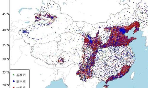 Minh họa hệ thống dự báo động đất của Trung Quốc. Nguồn: CGTN