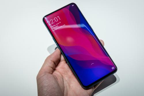 Thiết bị dòng Find của Oppo ra mắt trong 2018 được xem là luồng gió mới thổi vào thị trường smartphone.