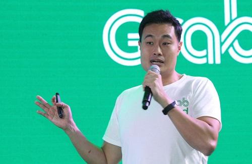 Jerry Lim, Giám đốc Grab tại Việt Nam.