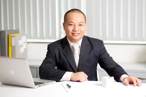 Ông Vũ Thanh Thắng, Phó chủ tịch BKAV