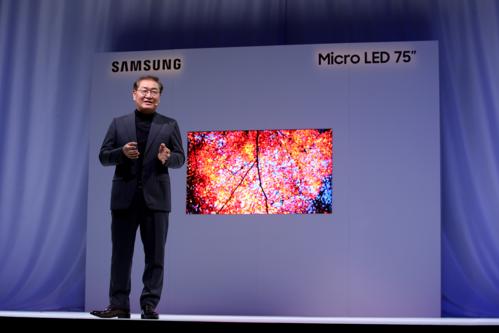 Tuy nhiên, hãng điện tử Hàn Quốc vẫn chưa cho biết khi nào TV lắp ghép Micro LED thương mại có mặt trên thị trường.