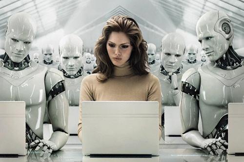 AI xuất hiện và dần thay đổi cuộc sống. Ảnh: TNW.