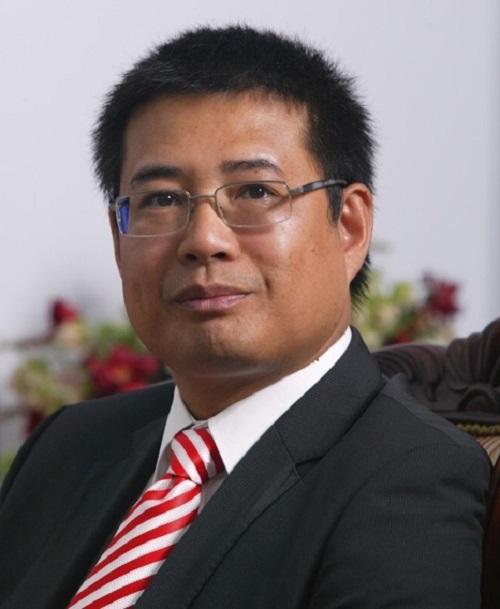 TS. Đào Hà Trung - Chủ tịch Hội Công nghệ cao TP HCM, đồng sáng lập, chủ tịch Te-food International.