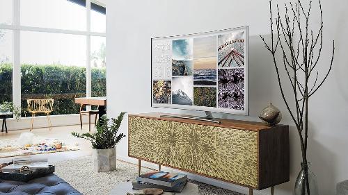 Q8C 2018 có độ phân giải đạt 4K, chi tiết rõ gấp nhiều lần so với độ phân giải Full HD.