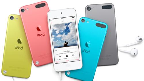 Apple sắp làm mới máy nghe nhạc iPod Touch