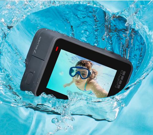 GoPro Hero 7có giá hơn 13 triệu đồng.