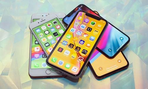 Doanh số iPhone XR không đạt kỳ vọng của Apple. Ảnh: Cnet.
