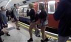Video 'không mặc quần' đi tàu điện được xem nhiều tuần qua