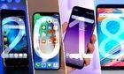 10 smartphone bán chạy năm 2018